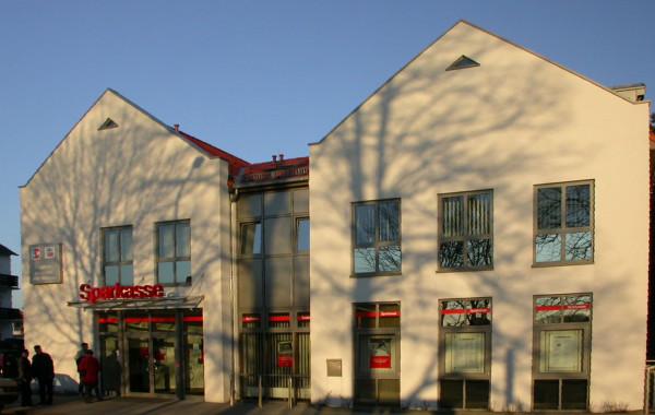 Sparkassenfiliale in Jöllenbeck