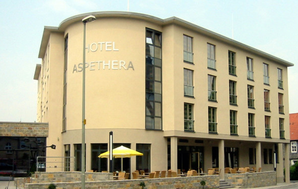 Hotel Aspethera in Paderborn
