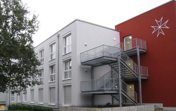 Pflegeheim mit 112 Betten für das Johaniter Sozialwerk – Gelsenkirchen