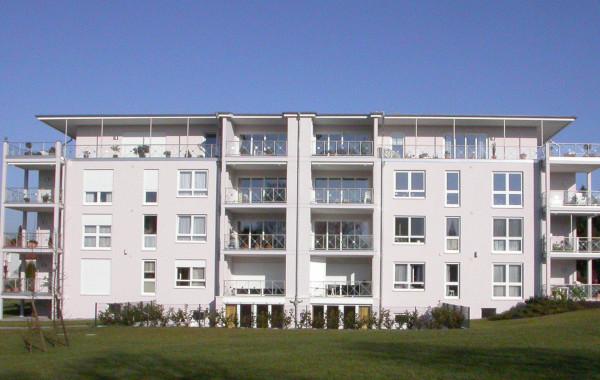 Neubau 22 Seniorenwohnungen