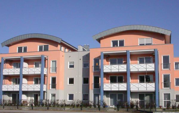 14 Seniorenwohnungen mit Tiefgarage