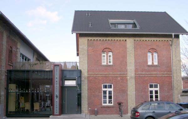 Revitalisierung Alte Nudelfabrik – Gütersloh