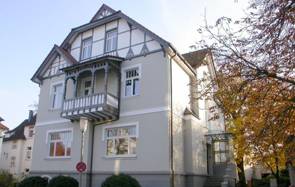 Sanierung Altes Stadthaus