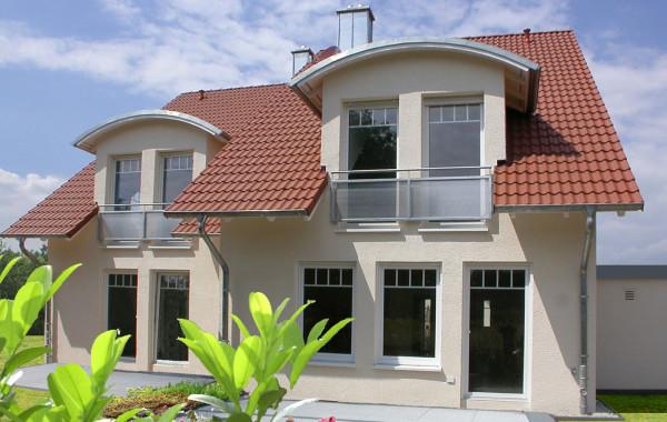 Doppelhaus DELTA-KARAT