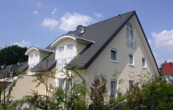 Doppelhaus DELTA-TWIN