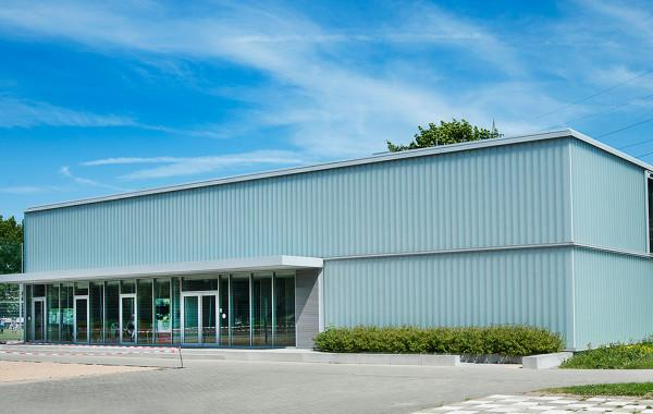 Schulsporthalle in Ubbedissen
