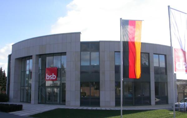 Verwaltungsgebäude für Firma bsb-obpacher