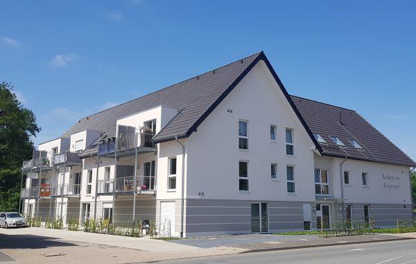 Residenz am Bürgerpark